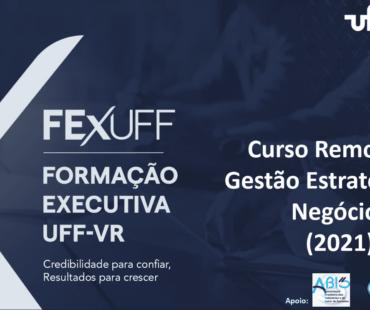 A ABIS apoia Cursos UFF VR – REMOTO & PRESENCIAL